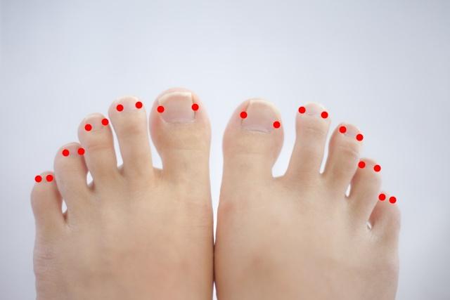 女子力バイブル|足の井穴