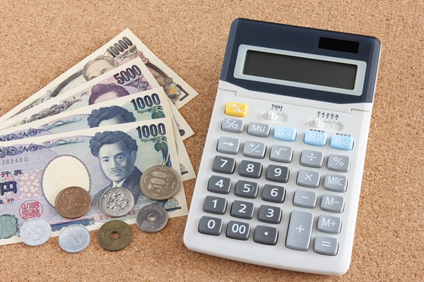 同棲の生活費の平均はどのくらい?