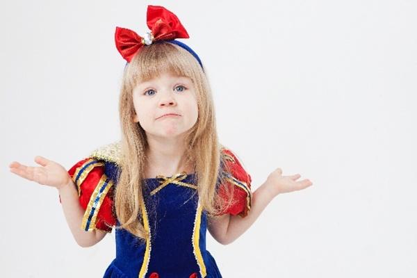 子供のハロウィン仮装を100均で手作り|女の子