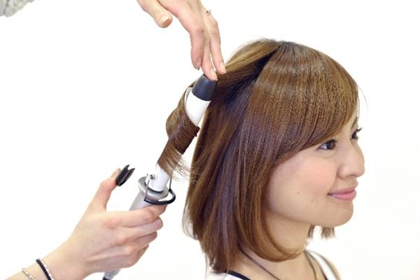 入園式ママ髪型|美容室は必要?