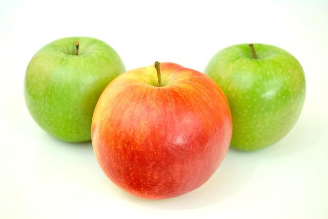 便秘解消の食べ物|りんご