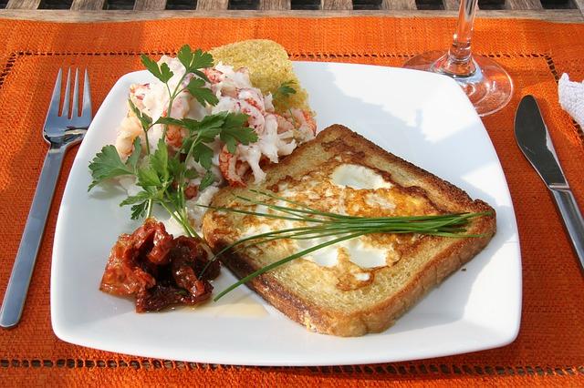 糖質制限の朝食|成功のポイント