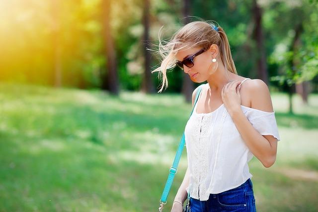 背中のニキビ跡|ストレスのない生活習慣