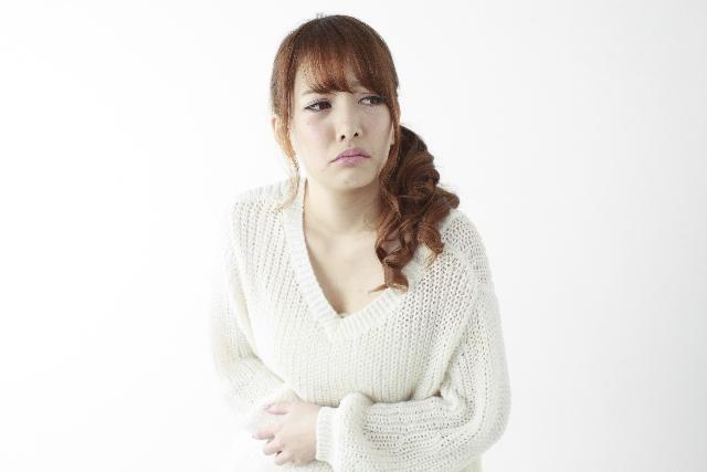 女性のぽっこりお腹の原因|婦人科系