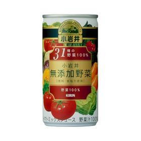 コンビニの酵素ドリンク|小岩井 無添加野菜31種の野菜100%
