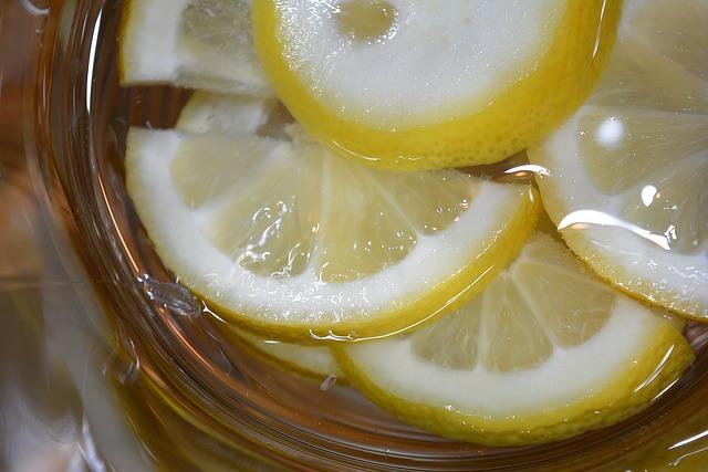 酵素ドリンクの作り方|レモン