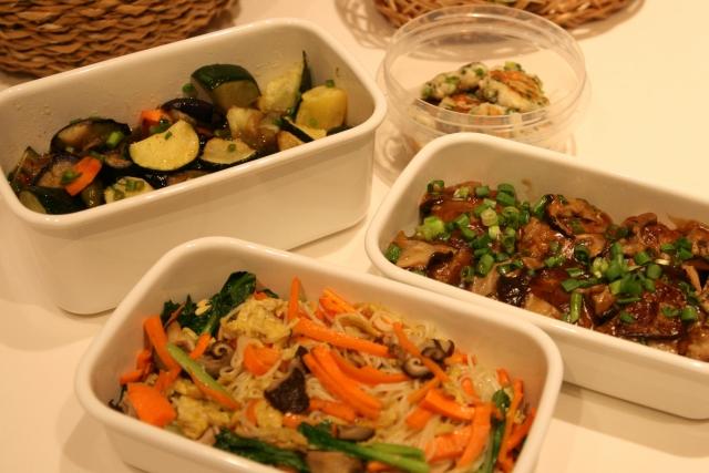 作り置きおかずダイエット|レシピ