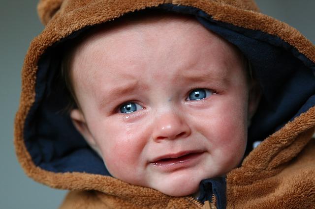 産後のイライラ|子どもが原因
