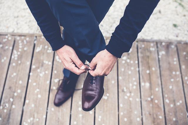 結婚記念日サプライズ|靴
