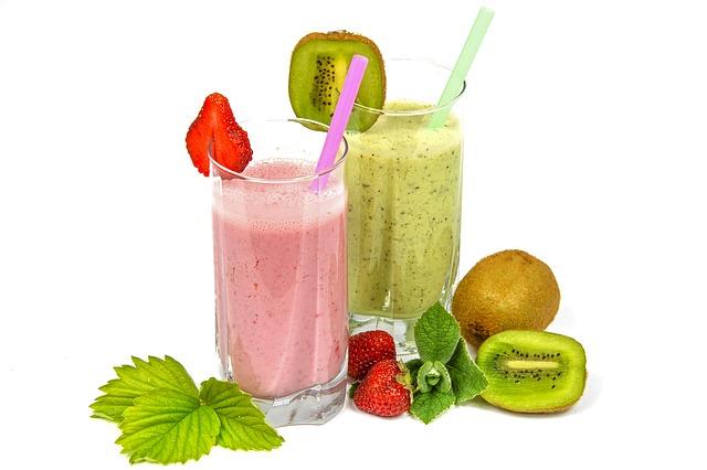 背中のニキビ跡|ビタミン類を含んだ食事
