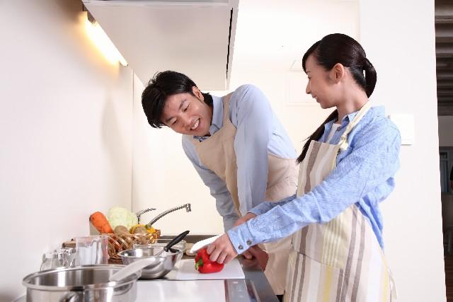 家デート|料理