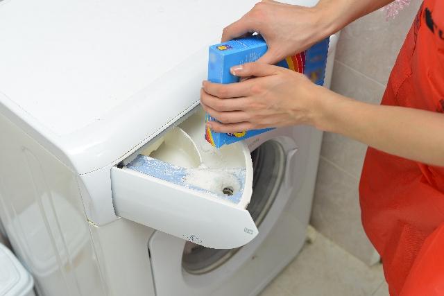 洗濯物の臭いの取り方|洗剤を過剰に使わない