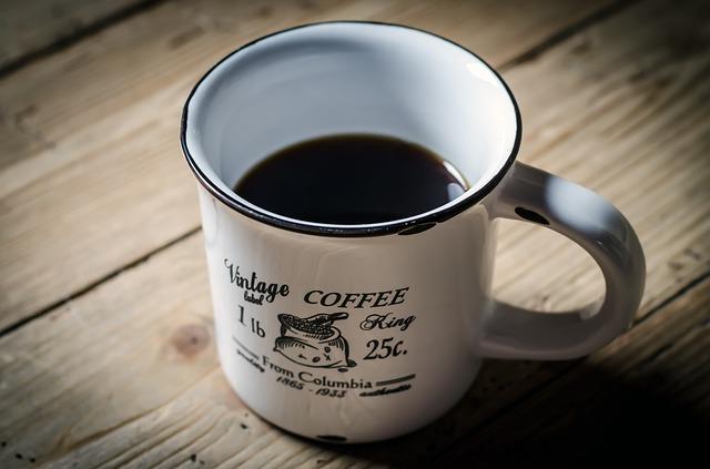 内臓脂肪にいい食べ物|コーヒー