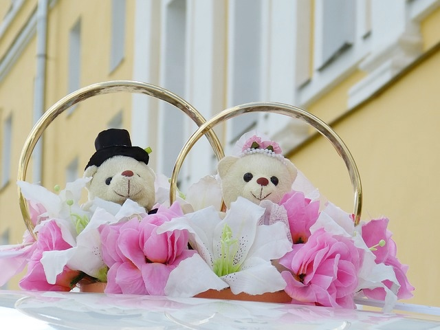 結婚式の受付飾り|ウエディングドール・ウエディングトルソー