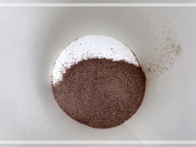 スーパー酵素プラス|粉を入れて