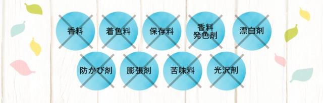 BABY葉酸|安心安全の無添加製造