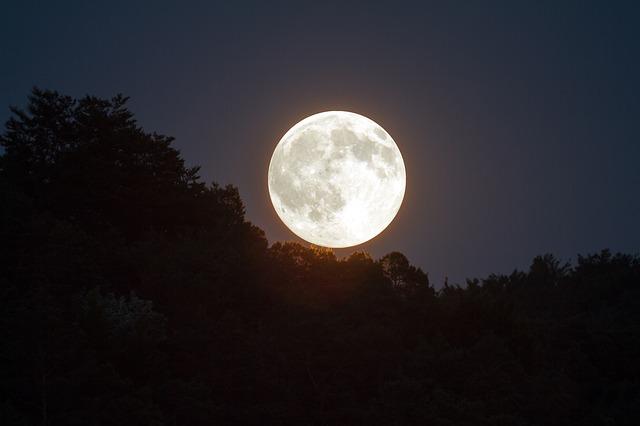 女性の性欲|満月の夜