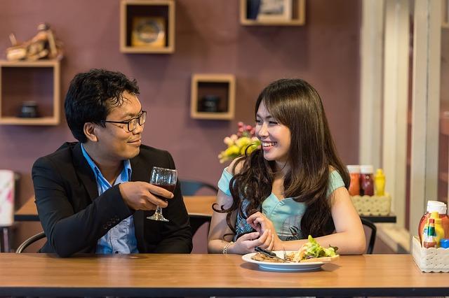 初デートの食事!恋愛に発展するお店選び3選