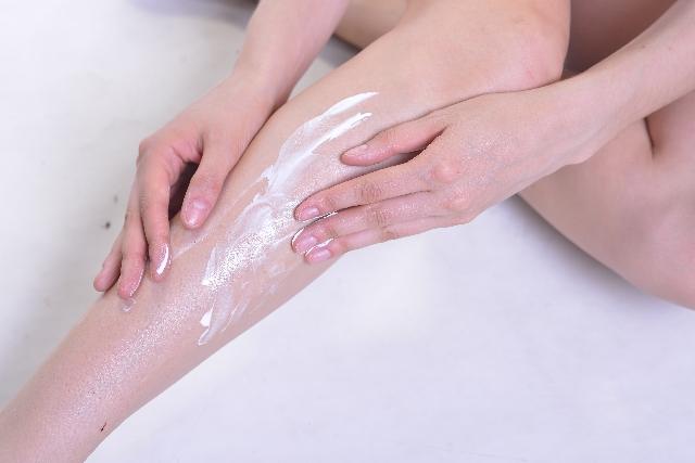 除毛クリームの使い方と注意点