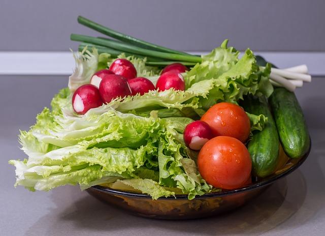 内臓脂肪にいい食べ物|野菜