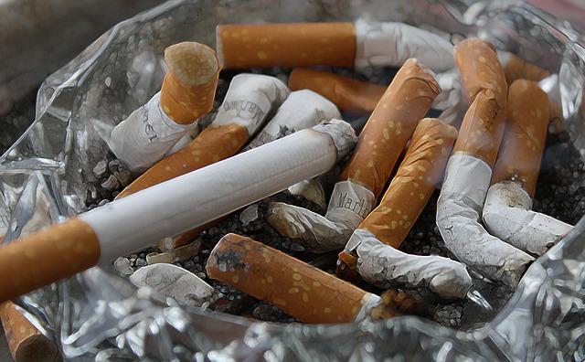 タバコを吸う | 内臓脂肪の特徴